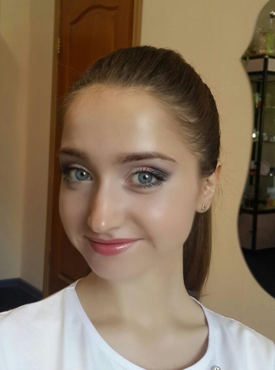 Профессиональный макияж техника вы