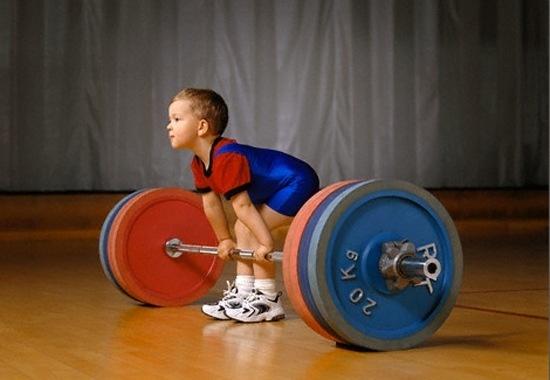 Физическое развитие для детей