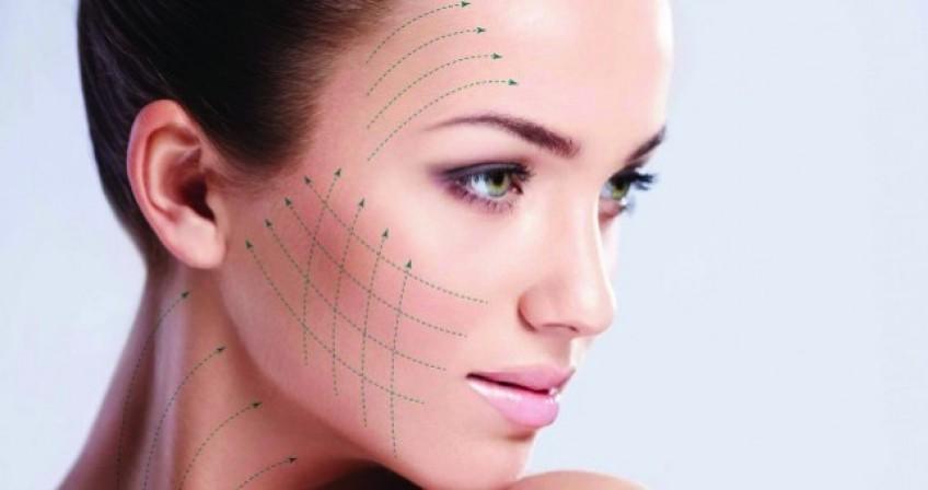 Косметология золотые нити для подтяжки лица
